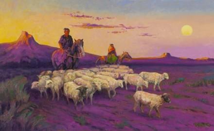 Navaho Night