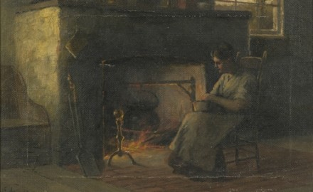 Evening by the Hearth