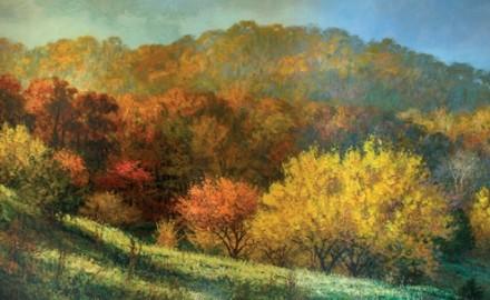 Autumn in the Glen (SOLD)