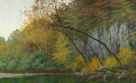 Along the Current River (SOLD)