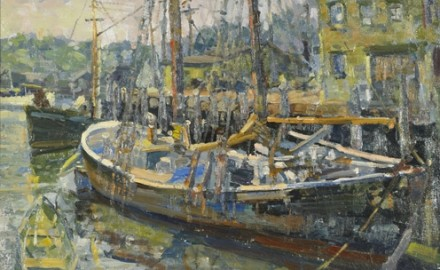 Gloucester Harbor (SOLD)