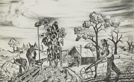Arkansas Farm