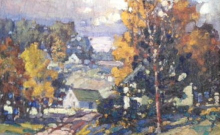 Country Scene (SOLD)