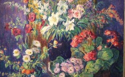 Floral (SOLD)