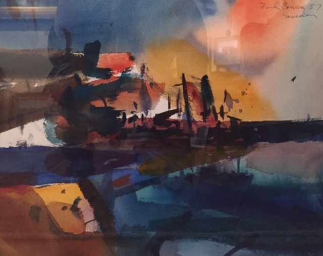 Abstract (Seascape)