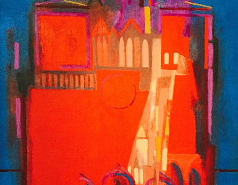 Red Cathedral (SOLD)