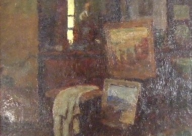 Studio Interior (SOLD)