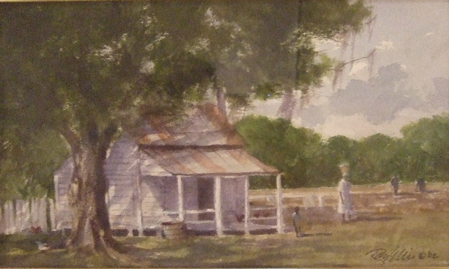 Plantation Dwelling (SOLD)