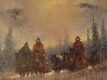 Cowhands Return (SOLD)
