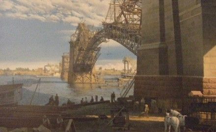 Eads Bridge (SOLD)