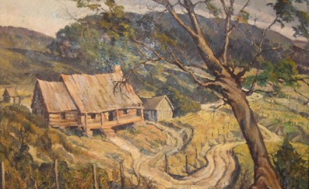 House Over the Hill (SOLD)