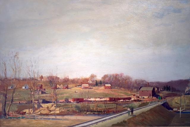 Tiff Mining Village, Potosi Missouri 1919