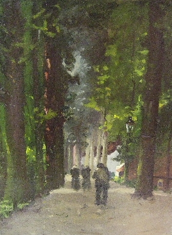 A Walk Through the Park – New York