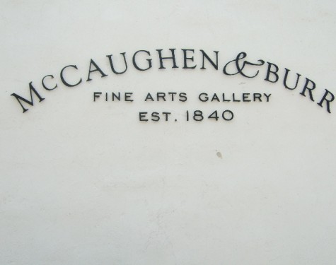 history of mccaughen and burr