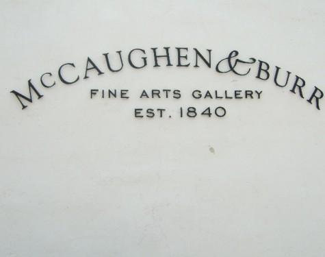 History of McCaughen & Burr