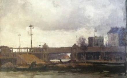 Canal Scene