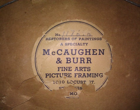 McCaughen and Burr