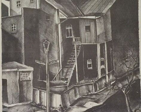 Stockton de Martelly and McKinnie Lithographs