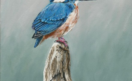 Common Kingfisher (SOLD)