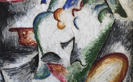 Untitled Abstract, 1938