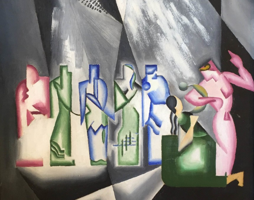 Abstract Dancers, 1938