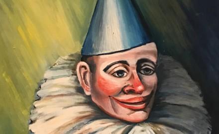 Circus Clown Series #2