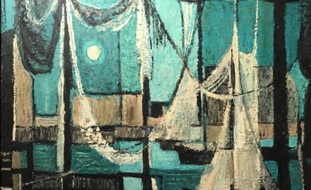 Night Harbor, 1955