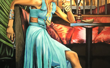 Modern Cleopatra (SOLD)