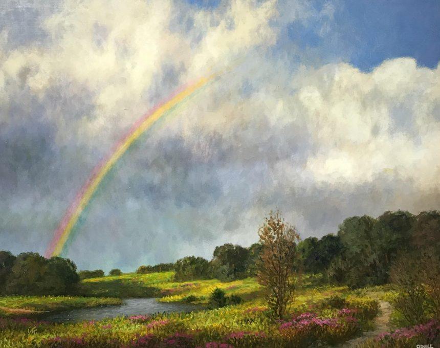 Rainbow Over Weldon Springs