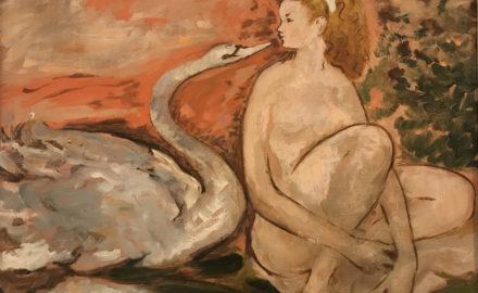 Leda and the Swan, 1958