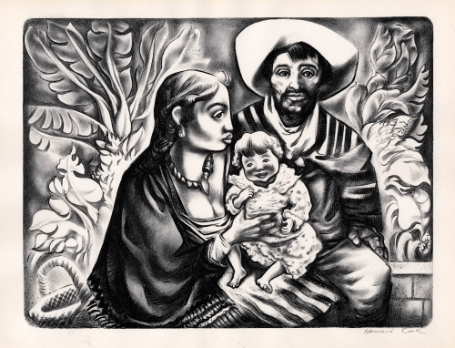 Mexican Family