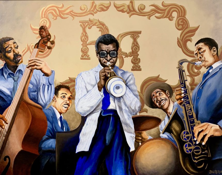 The Miles Davis Quintet, Peacock Alley 1956