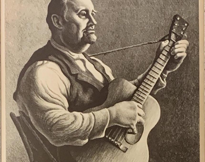 The Hymn Singer; Burl Ives