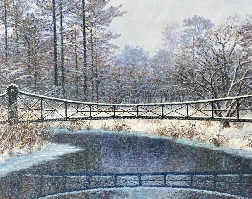 Bridge in Forest Park, St. Louis