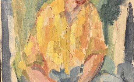 Portrait of Charles Gehm 1950
